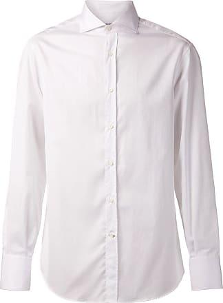Brunello Cucinelli Camisa com colarinho - Branco