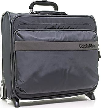 Calvin Klein Flatiron 3.0 Wheeled Pilot Case Rolling Duffel, Grey, One Size