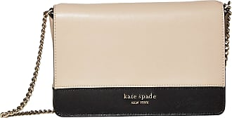 Kate Spade New York Kate Spade New York Spencer Chain Wallet Warm Beige/Black One Size