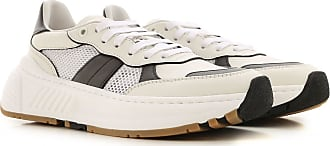 Bottega Veneta Sneaker Donna On Sale, Bianco, pelle, 2019, 35.5 37.5 38 38.5 39