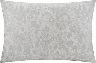 DKNY Soho Grid Pillowcase - Grey