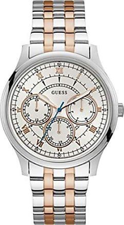 Guess Relógio Guess Masculino 92724GPGDGA1 Multifunção Aço Prata e Rosé