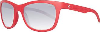 Polaroid Mens PLD 7008/N JB LNM 54 Sunglasses, Red/Grey Silmir Pz