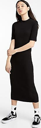 Twik Ribbed fitted dress