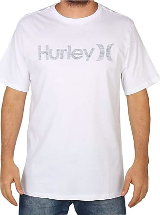 Hurley Camiseta Hurley O&o Push Throught - Branca - P