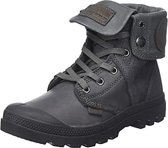 Metal Pallabrouse Souples EU L2BottesBottines Baggy AdulteGrisFrench Palladium Mixte J1239 EIDeW29HYb
