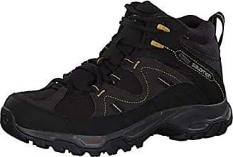 Salomon Leighton Mid GTX Schuhe Damen magnet