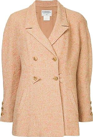 Chanel CC tweed jacket - Pink
