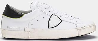 Philippe Model Sneakers - Prsx Veau - Blanc
