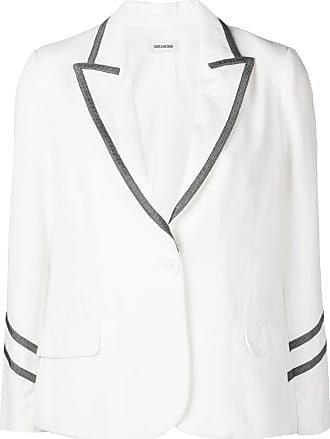 Zadig & Voltaire Victor jacket - White