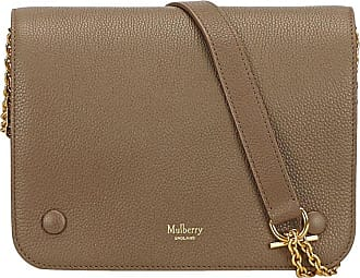 ... cheapest mulberry brown leather clifton shoulder bag 77740 07104 5fa012d166