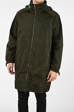 Bottega Veneta Hooded Raincoat size 52
