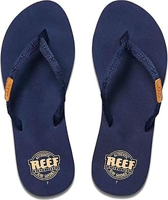 Reef Womens Ginger Flip-Flop, Navy, 5.5 UK