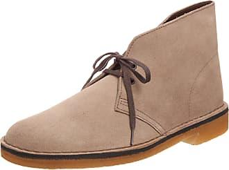 new style b38a2 a3a4a Clarks Desert Boot, Mens Desert Boots, Grey (Wolf), 11 UK (