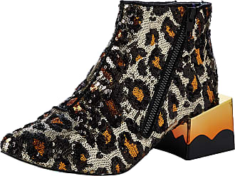 Irregular Choice Womens Soapbox Ankle Boots, Black (Black C), 7.5 (41 EU)