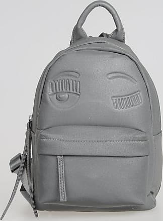 Chiara Ferragni Eco Leather 3M Backpack Größe Unica