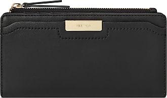 Nine West Womens Kennedy Wallet, Black, Small