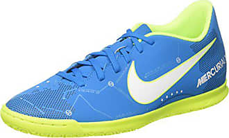 super popular d475d 74cb9 Nike Mercurialx Vortex III NJR IC, Zapatillas de Fútbol para Hombre,  Turquesa White/