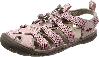 Keen Womens Clearwater CNX Hiking Sandals, Pink (Sepia Rose/Turtle Dove Sepia Rose/Turtle Dove), 5 (38 EU)