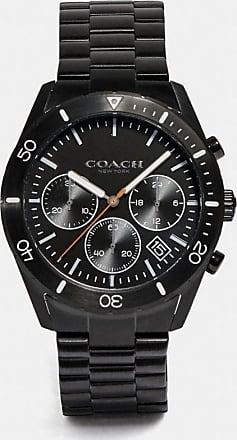 Coach Thompson Sport Watch, 41mm in Black - Size MEN