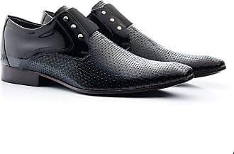 Di Lopes Shoes Calçado Social Masculino Confeccionado em Couro (44)