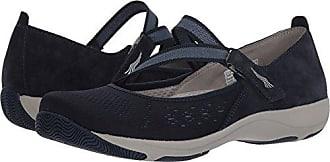 Dansko Womens Haven Sneaker, Navy Suede, 36 M EU (5.5-6 US)