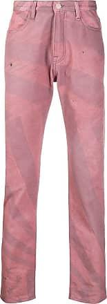 424 Halbhohe Jeans - Rosa