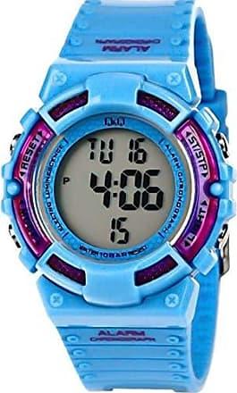 Q&Q Relógio Q&q Feminino Azul M138j005y