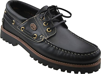 Dockers by Gerli Moccasins boots - black, cafe or deer for men and women, shoe size: Eur 44, colour: black