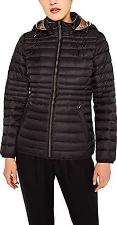 Manteau laine noir femme court