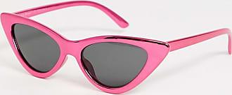 A.J. Morgan Occhiali da sole cat-eye rosa cromato