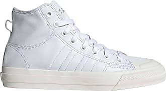 adidas Originals Home of Classics Nizza HI RF Unisex Sneaker white
