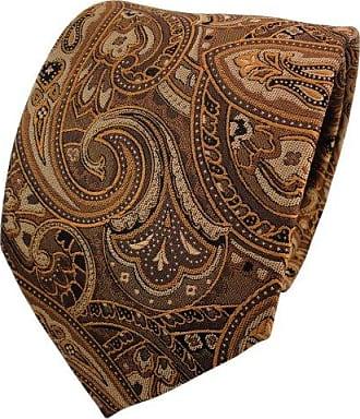 36018 Lorenzo Cana braun mocca hellbraun Paisley Luxus Krawatte aus 100/% Seide