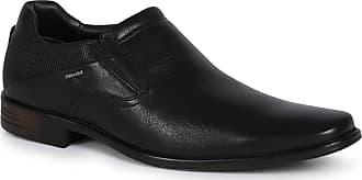 Ferracini Sapato Social Masculino Ferracini Couro