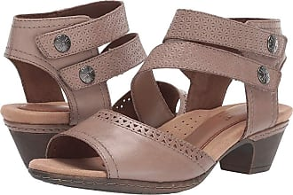 f85f968af Rockport Cobb Hill Collection Abbott Two-Piece Cuff (Khaki) Womens Shoes