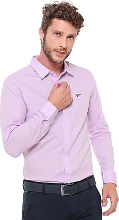 Yachtsman Camisa Yachtsman Reta Padronagem Rosa