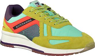 Scotch & Soda Gelbe Scotch & Soda Sneaker Low Vivex
