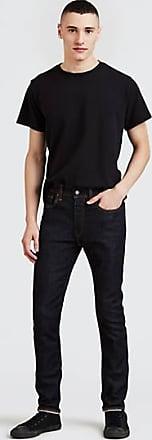 Levi's 519 Extreme Skinny Fit Jeans Flex - Schwarz / Schwarz