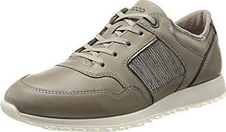 ECCO 4305, Sneakers Basses Femme, Gris (