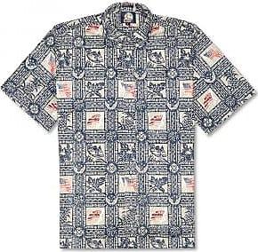 Reyn Spooner Mens Summer Commemorative Shirt