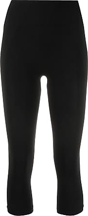 Filippa K Legging cropped sem costura - Preto