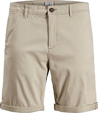 Jack & Jones Stretch Chino Shorts - Beige