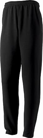 Russell Athletic Russell Mens Elasticated Waistband Sweat Pants Black XL