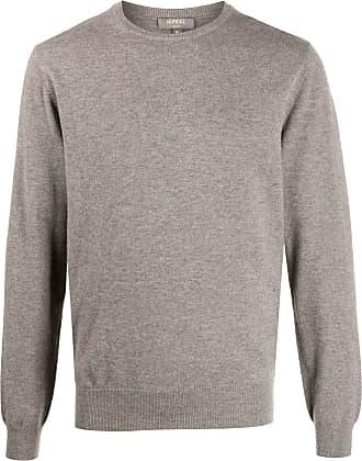 N.Peal The Oxford jumper - Brown