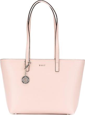 DKNY Bolsa tote grande Bryant - Rosa