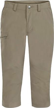 Vaude Farley Capri Pants Shorts für Herren | grau