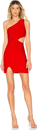 NBD x NAVEN Monica Dress in Red