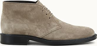 Tod's Short Ankle Boot in Suede