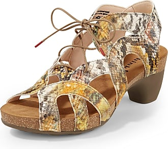 Think Lace-up sandals Traudi in calf leather Think! multicoloured