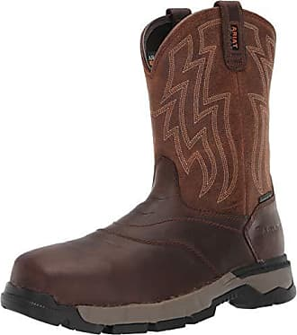 5faa9d696 Ariat Mens Rebar Flex Western Comp Toe Construction Boot